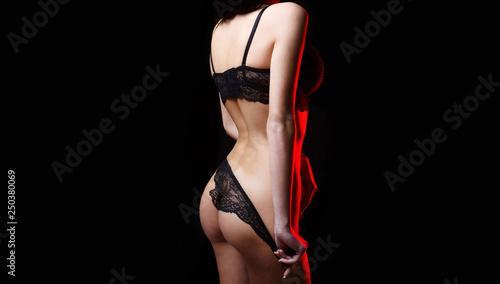 sexy ass lingerie